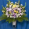 ご葬儀・ご法要については何なりとご相談下さい。生花-B【供花】16,200円
