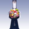 ご葬儀・ご法要については何なりとご相談下さい。果物篭-B【供物】16,200円