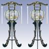 ご葬儀・ご法要については何なりとご相談下さい。回転灯篭『清風』(1対)-【供物】16,200円