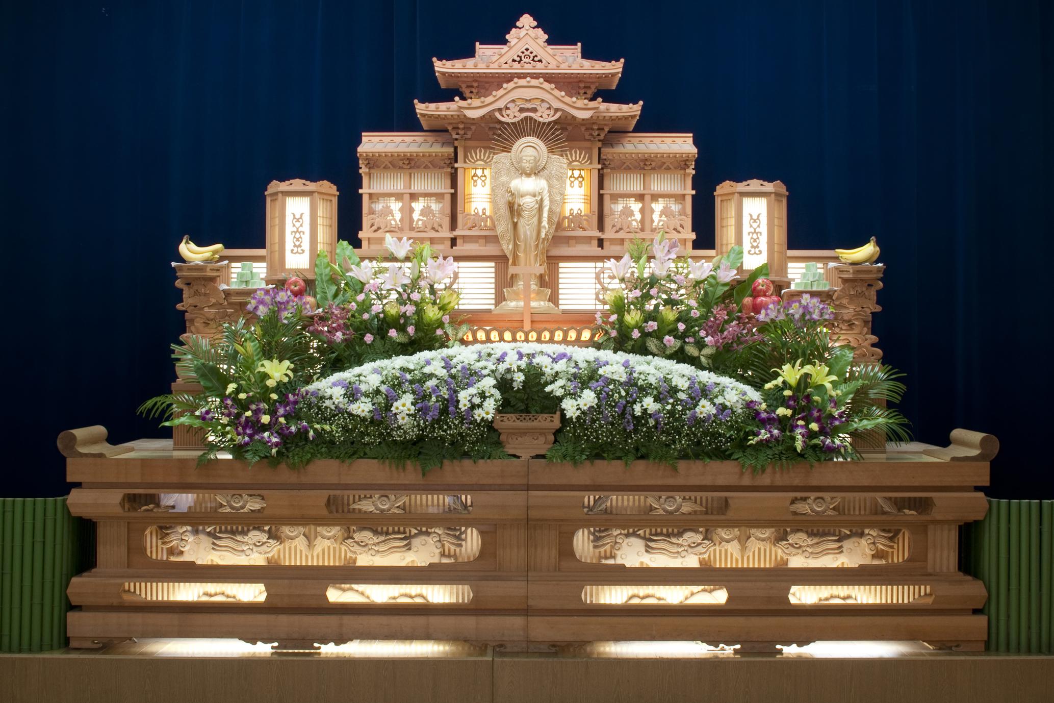 ゆとり祭壇セットA(祭壇)
