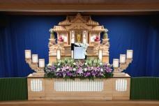 家族葬38プラン(祭壇)